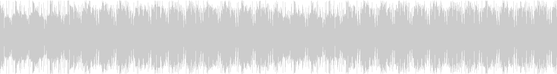 Comical song of flute and percussion's unreproduced waveform