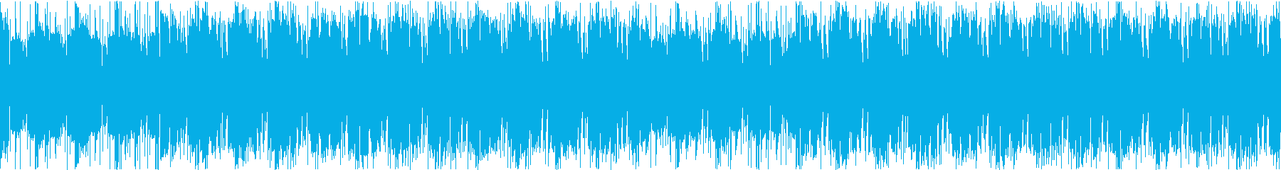 Comical song of flute and percussion's reproduced waveform