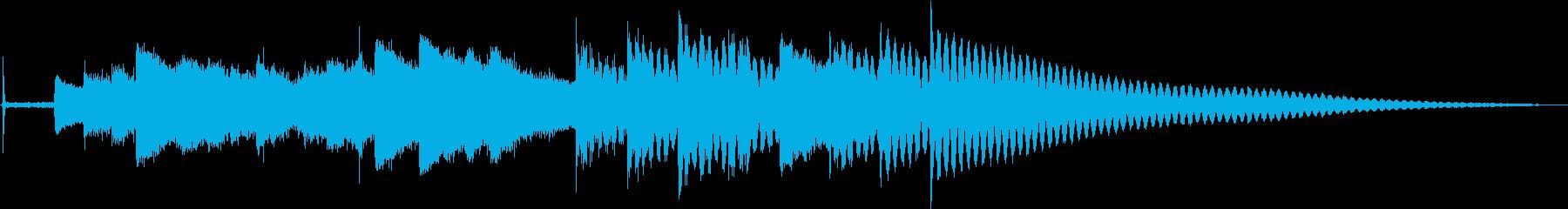 ウェストミンスターの祖父の時計:ス...の再生済みの波形