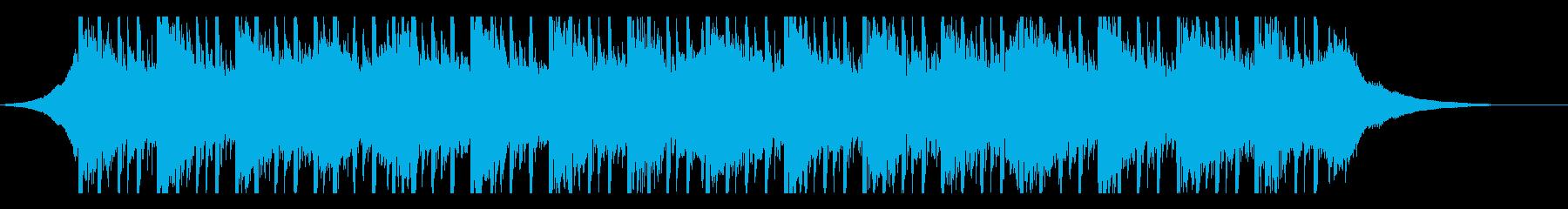 深刻なビジネス(40秒)の再生済みの波形