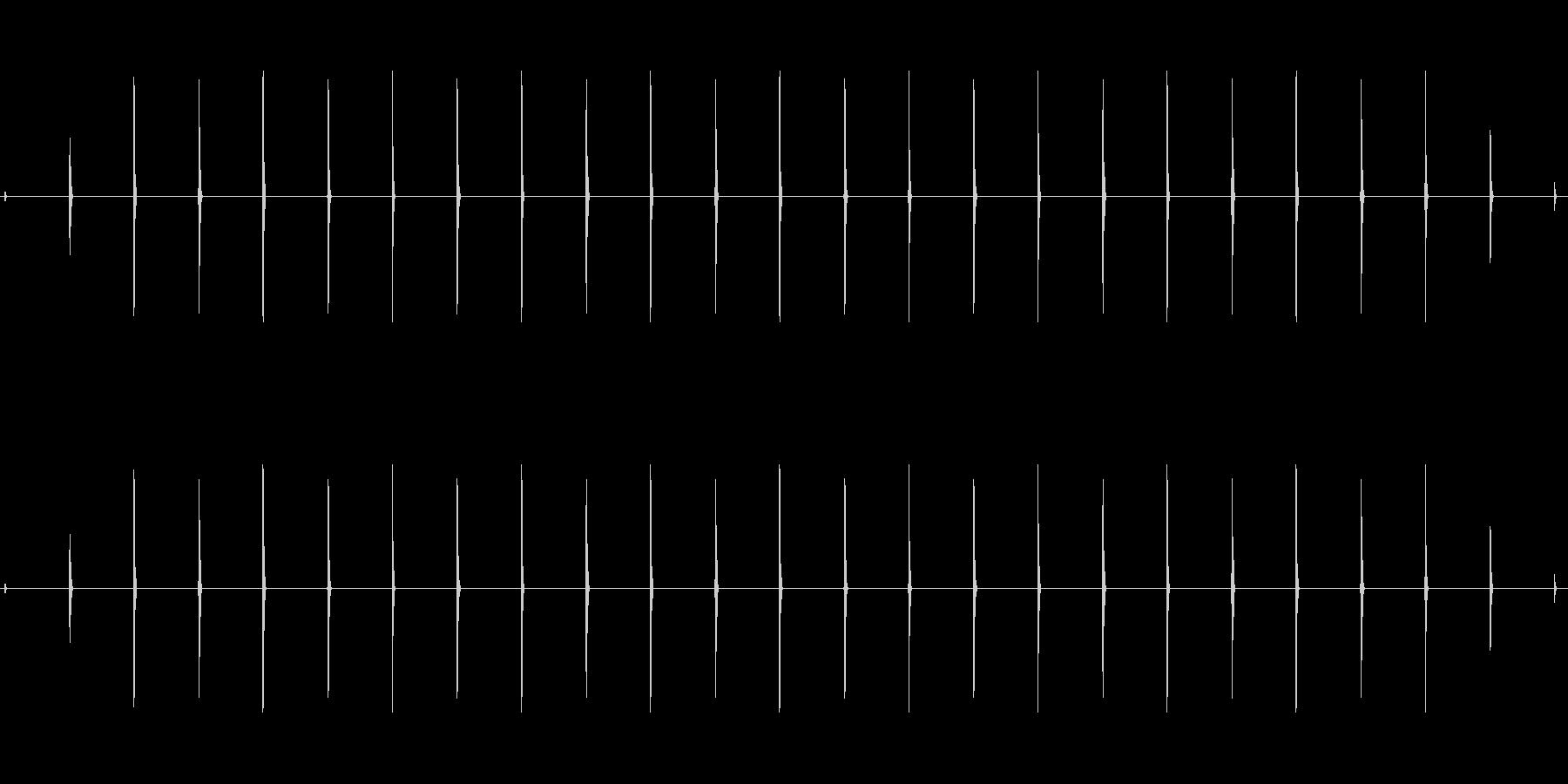 時計 ticktock_44-2_dryの未再生の波形