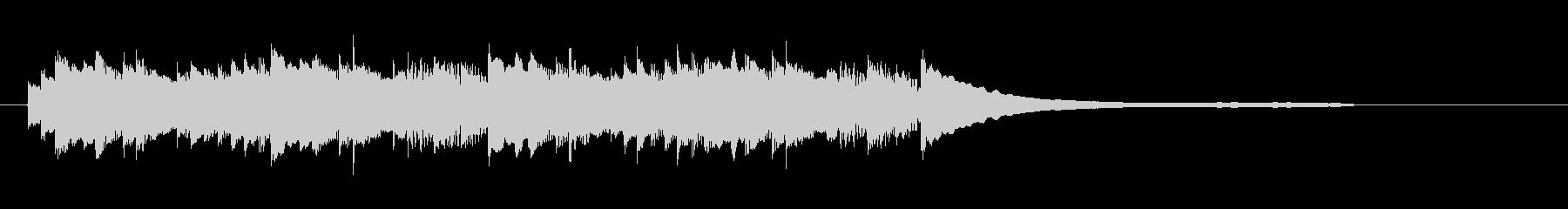 CM15秒/優しく感動的なピアノソロ26の未再生の波形