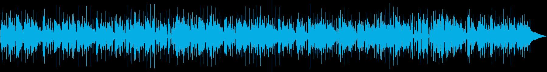 用途の広いイージーリスニングジャズの再生済みの波形