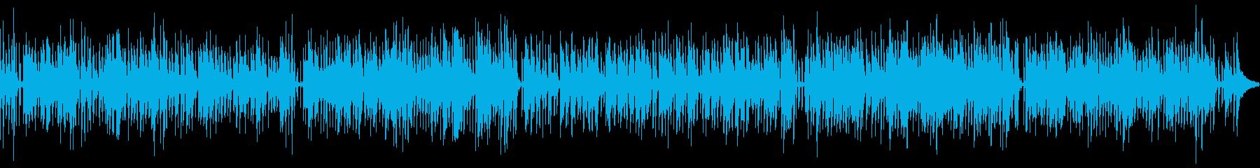軽快、コミカルに奏でるジャズの再生済みの波形
