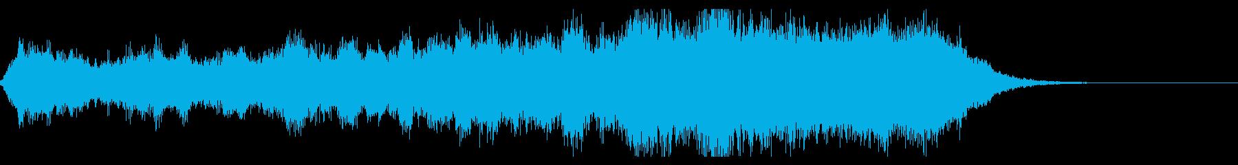 TVでも使われるクラシック キエフ Sの再生済みの波形
