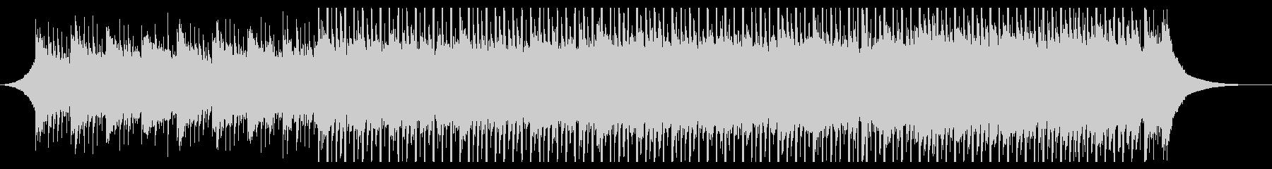 この動機(中)の未再生の波形