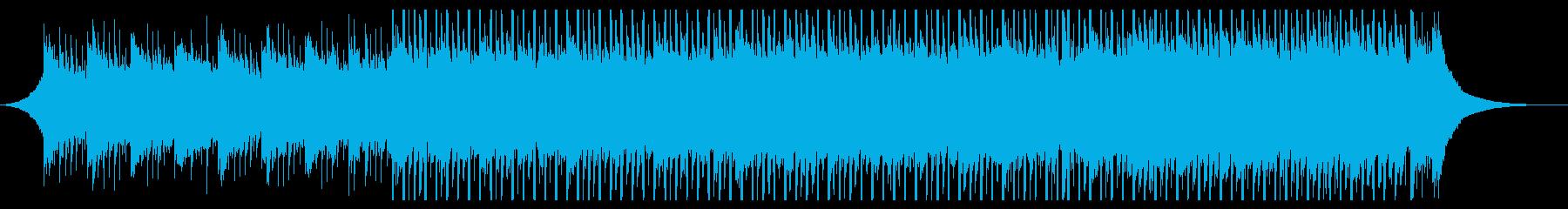 この動機(中)の再生済みの波形