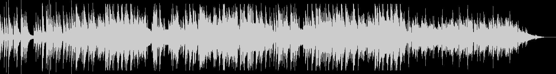Jazz Soul's unreproduced waveform