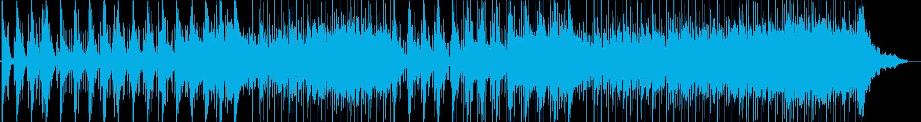 イタリアンポップ。イタリアの歌の。...の再生済みの波形
