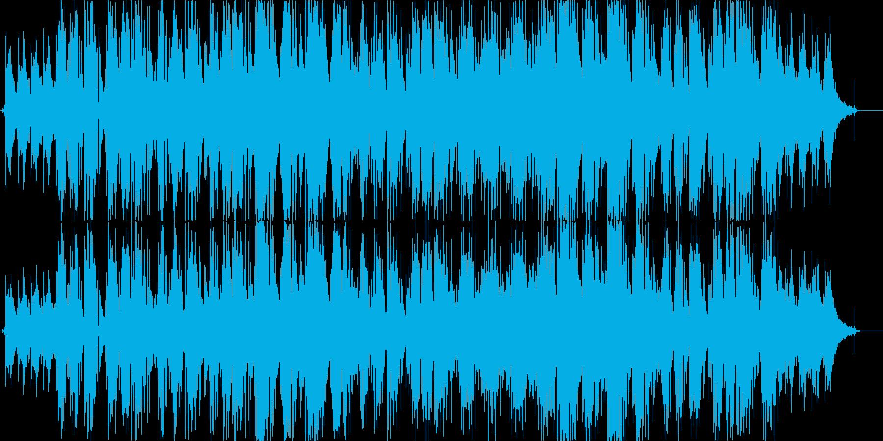 I & Iの再生済みの波形