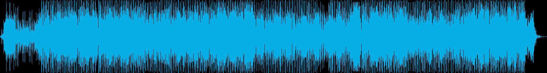 ディキシーランド ラグタイム 壮大...の再生済みの波形