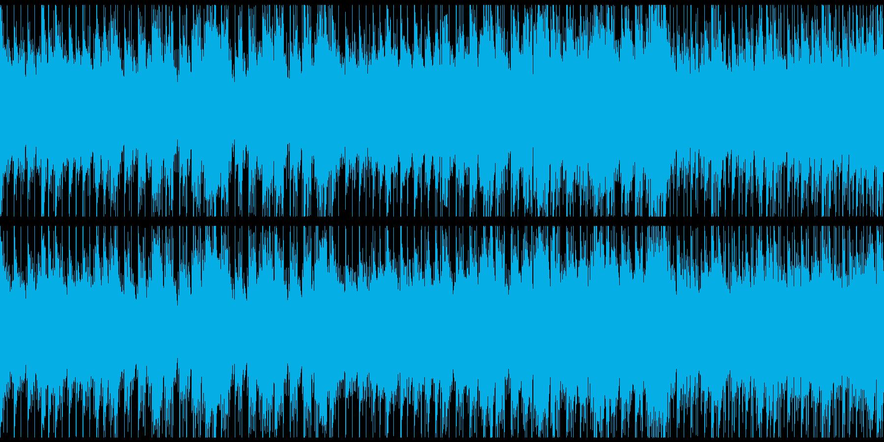 哀愁・どこか物悲しいイメージのBGMの再生済みの波形