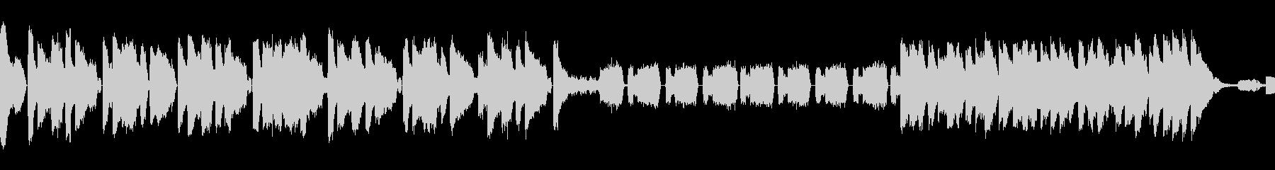 ループ・リズム抜 Future Bassの未再生の波形