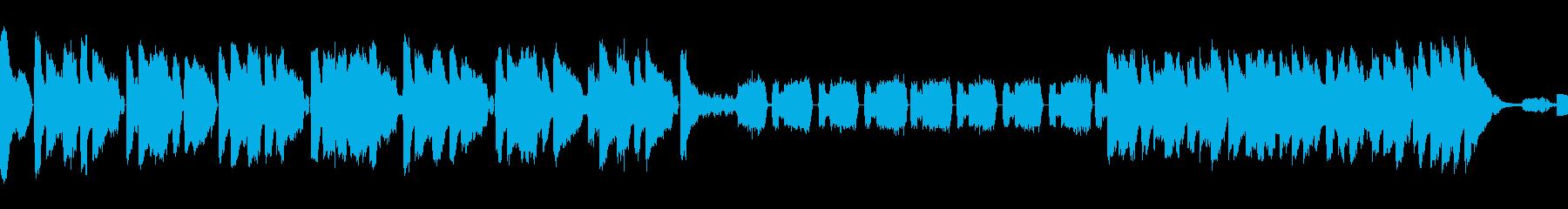 ループ・リズム抜 Future Bassの再生済みの波形