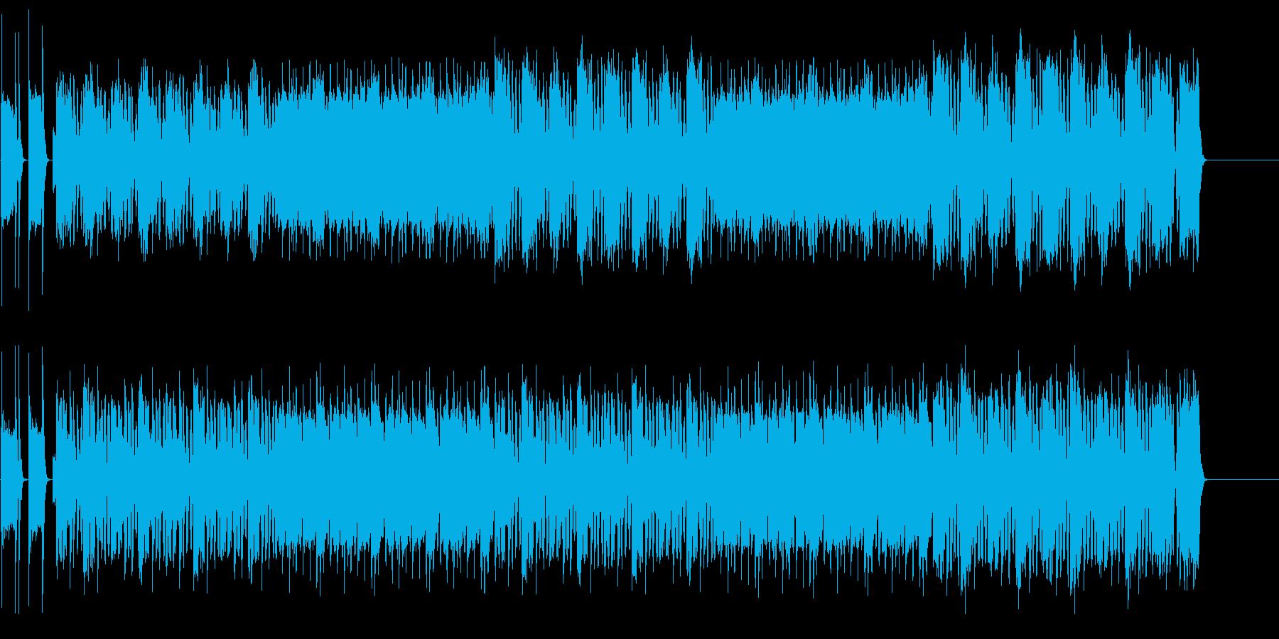 登場 フォーマル 格調 CM PRの再生済みの波形
