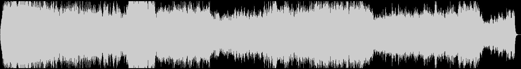 ピアノのアルペジオをオフにし、ケル...の未再生の波形