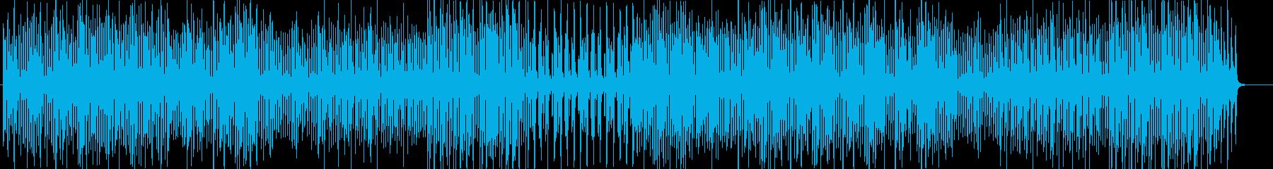 フルートとバイオリンのワルツ=森・村の再生済みの波形