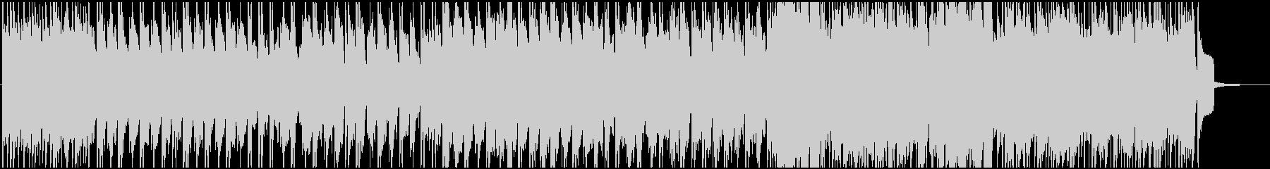 北島三郎のイメージのオリジナル演歌の未再生の波形
