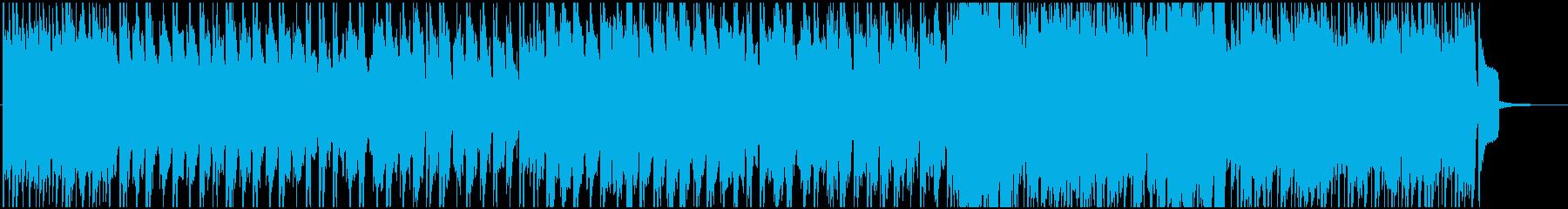 北島三郎のイメージのオリジナル演歌の再生済みの波形