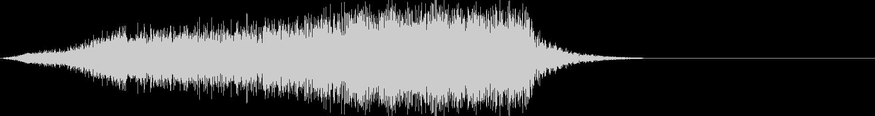 ホラー 近く 接近 恐怖 金属音 17の未再生の波形