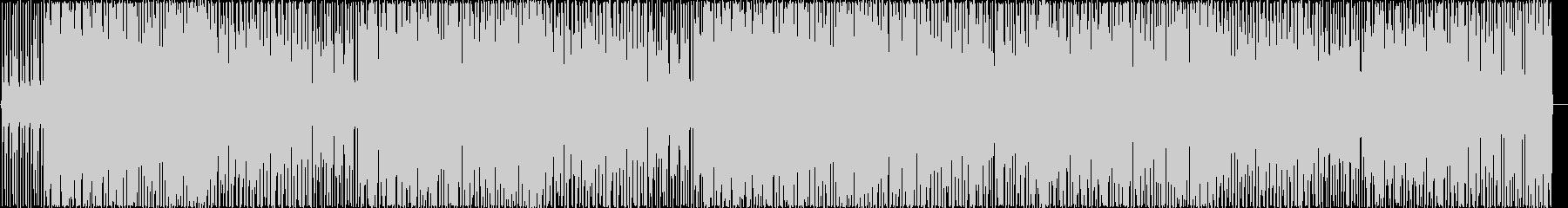Bright and pop HIPHOP SOUL's unreproduced waveform