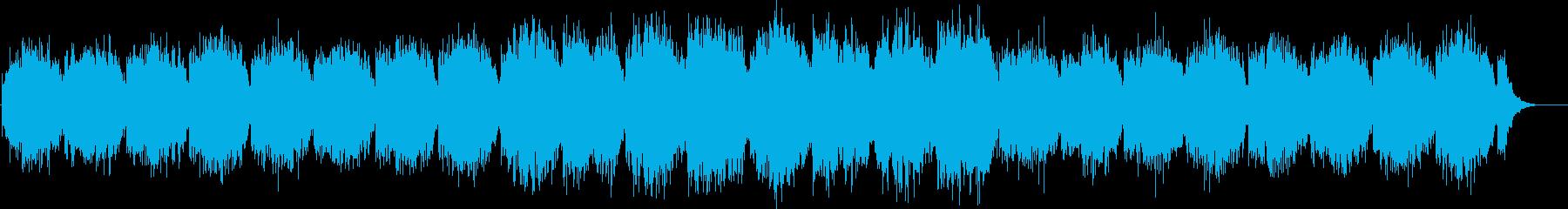 アンビエント 新世紀実験 感情的 ...の再生済みの波形