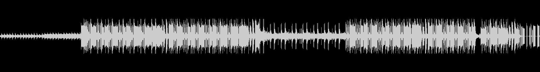クラシック・ハード・アングラ・EDMの未再生の波形