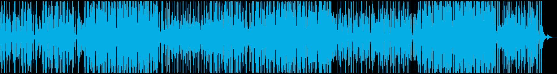 ファンク 心に強く訴える 感動 ス...の再生済みの波形