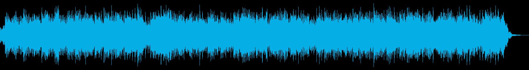 テレビショッピング/爽やか、シンプルの再生済みの波形