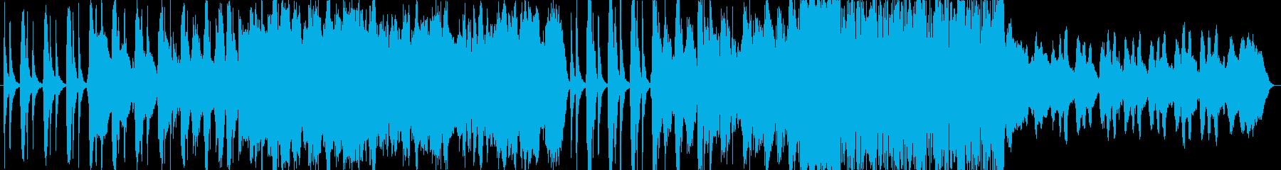 凛とした雰囲気の、弦楽四重奏です。の再生済みの波形