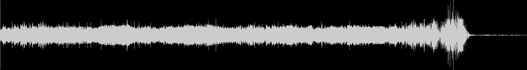 【シンセサイザー】 SFX 環境音 15の未再生の波形