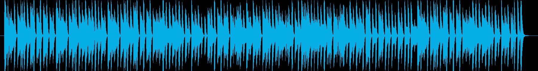 あやしくコミカルなピアノソロ2の再生済みの波形