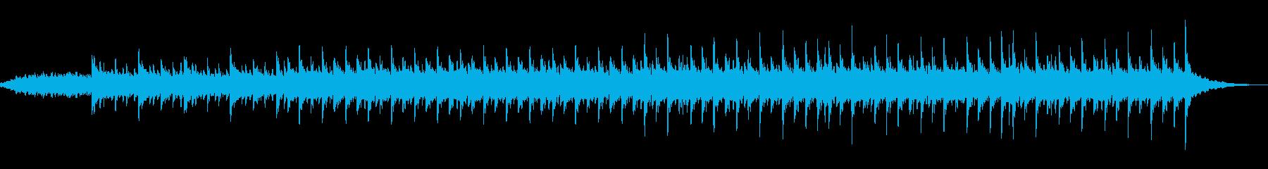 神秘的な楽曲・星・海・空間・宇宙の再生済みの波形