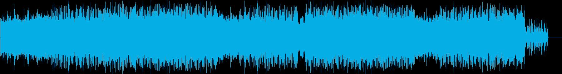 挑戦 闘志 スリル スピードの再生済みの波形
