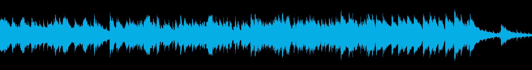 ビブラフォンが奏でるジャズ風カジノの再生済みの波形
