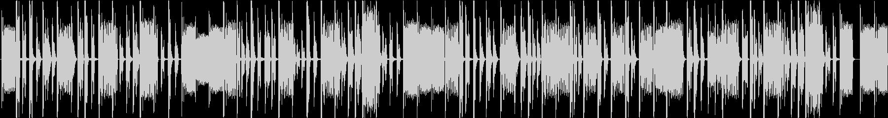 スラップベースを強くイメージしたループ…の未再生の波形
