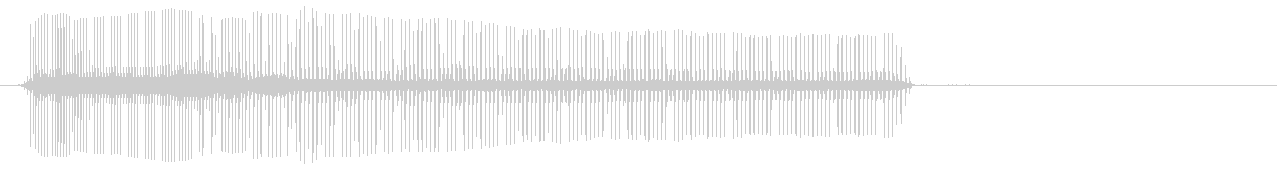 バリトンサックス:トゥートーンロー...の未再生の波形
