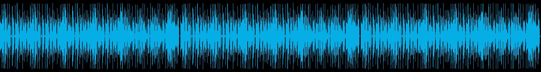 【ループ版】YouTube コミカル…の再生済みの波形