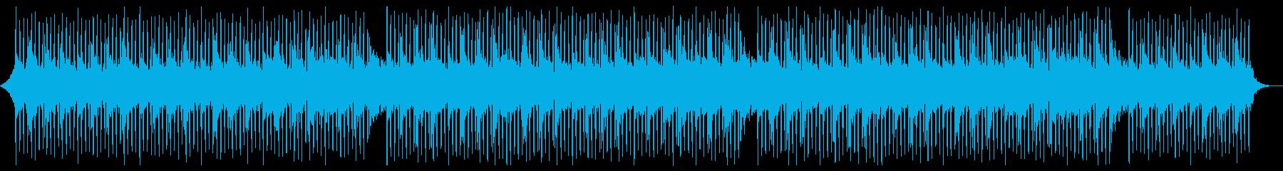 Clear Impressionの再生済みの波形