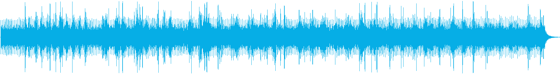 エレクトロハウス。声のサンプルを逆...の再生済みの波形