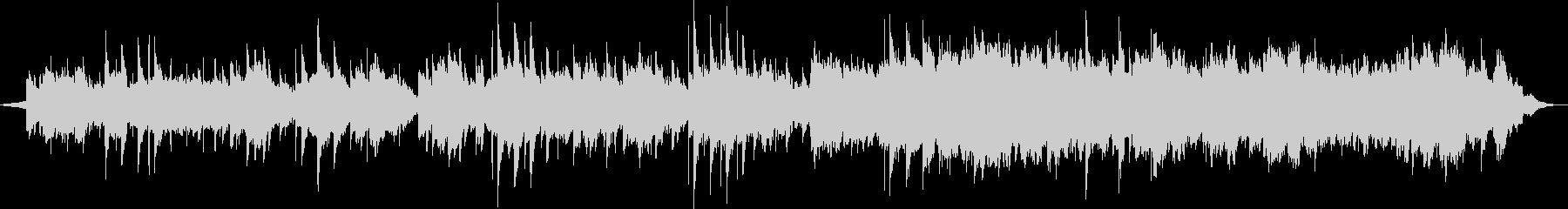 現代的 交響曲 コーポレート ほの...の未再生の波形
