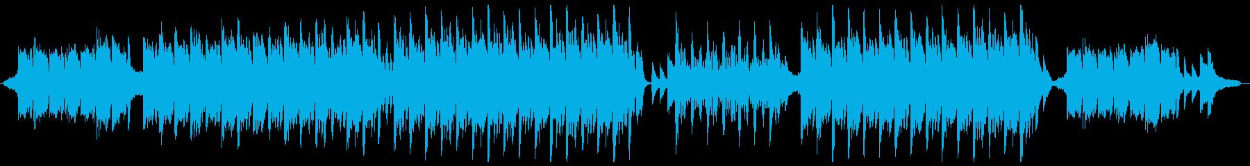 カジュアルなバイオリンポップ:Mギター抜の再生済みの波形