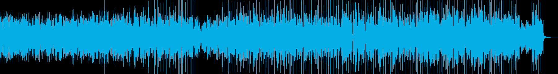フルートで奏でる癒しタイム・ラテン Aの再生済みの波形