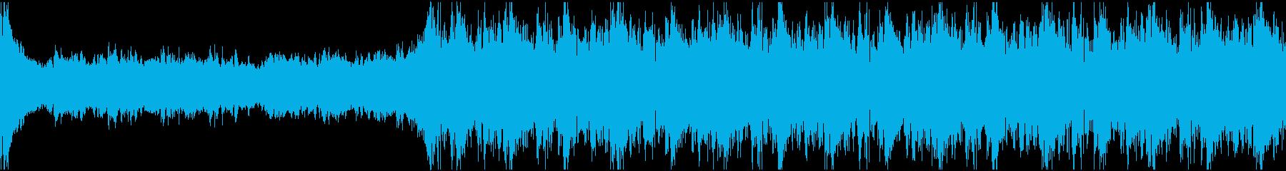 ダークテリトリー 魔界をイメージの再生済みの波形