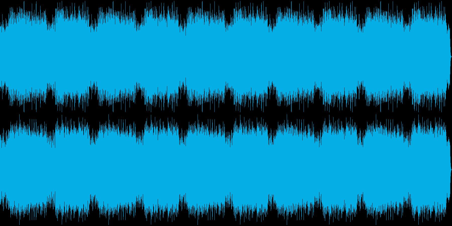 企業VP8 14分16bit44kVerの再生済みの波形