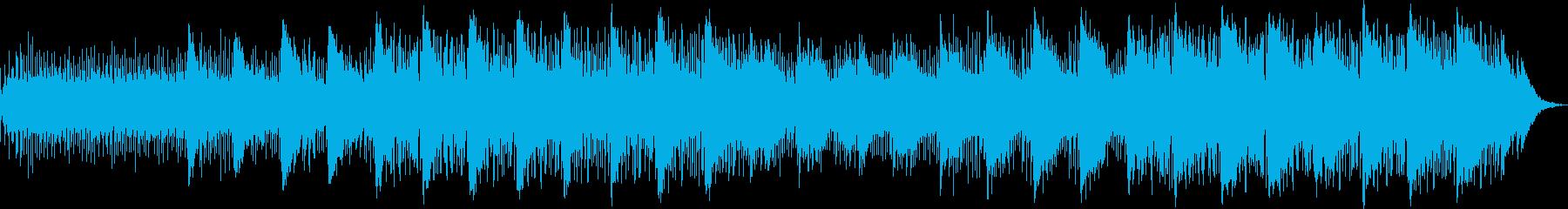 Inspiring Presentatiの再生済みの波形