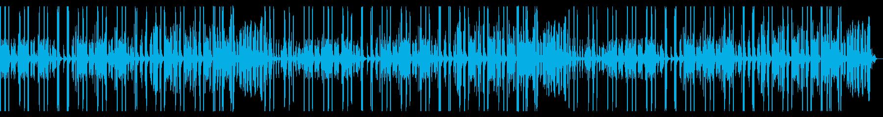 ちょこまかご機嫌♪ほんわか可愛い小動物系の再生済みの波形