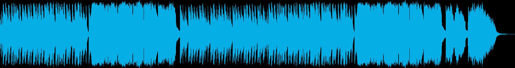 和の心、大切に思う感動の琴と尺八cの再生済みの波形