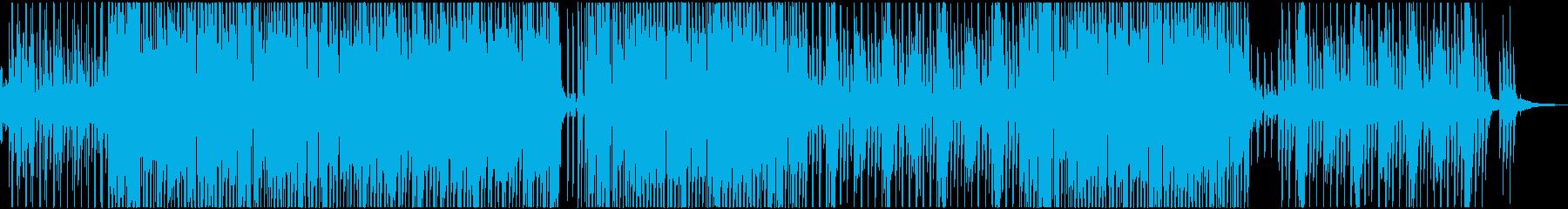 ティーン 代替案 ポップ 民謡 ア...の再生済みの波形