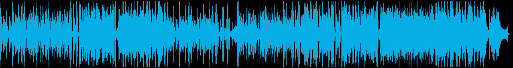 カフェや夜のBGMに、トリオ編成のジャズの再生済みの波形